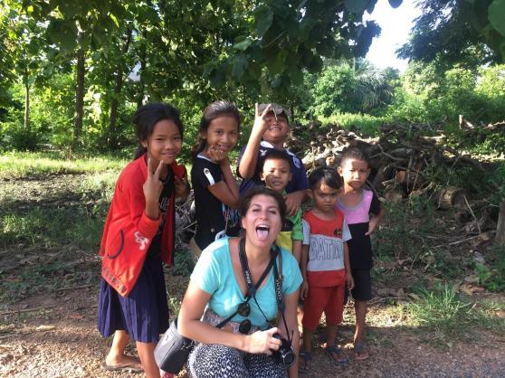sarah et enfants