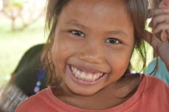 enfant sourire